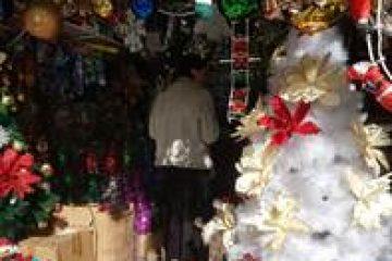 ערב חג המולד בירושלים העתיקה